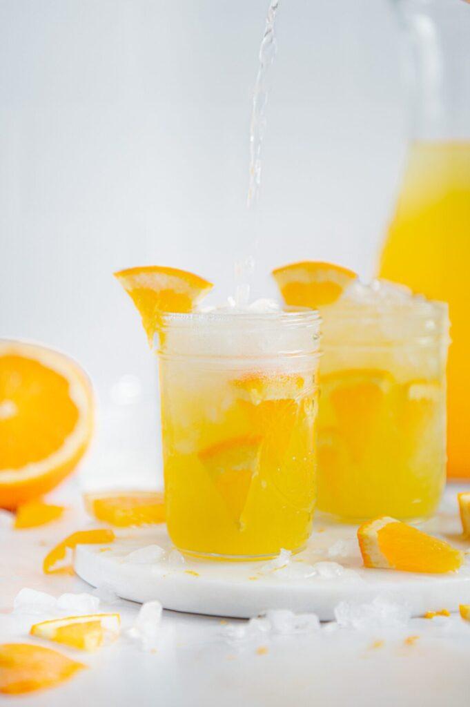 Fresh Orange Crush