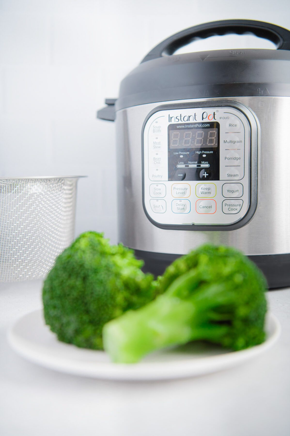 Quick Instant Pot Broccoli