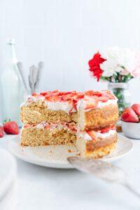 Best Paleo Strawberry Shortcake