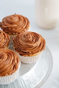 Chocolate Cupcake Frosting