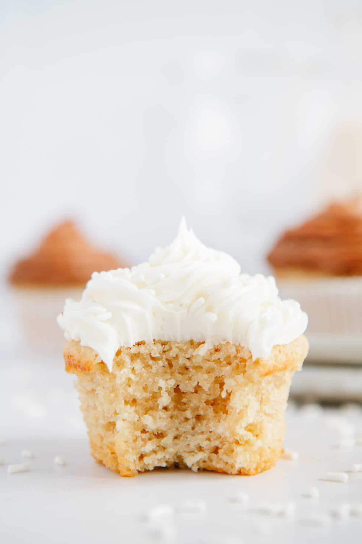 Vegan Paleo Cupcakes