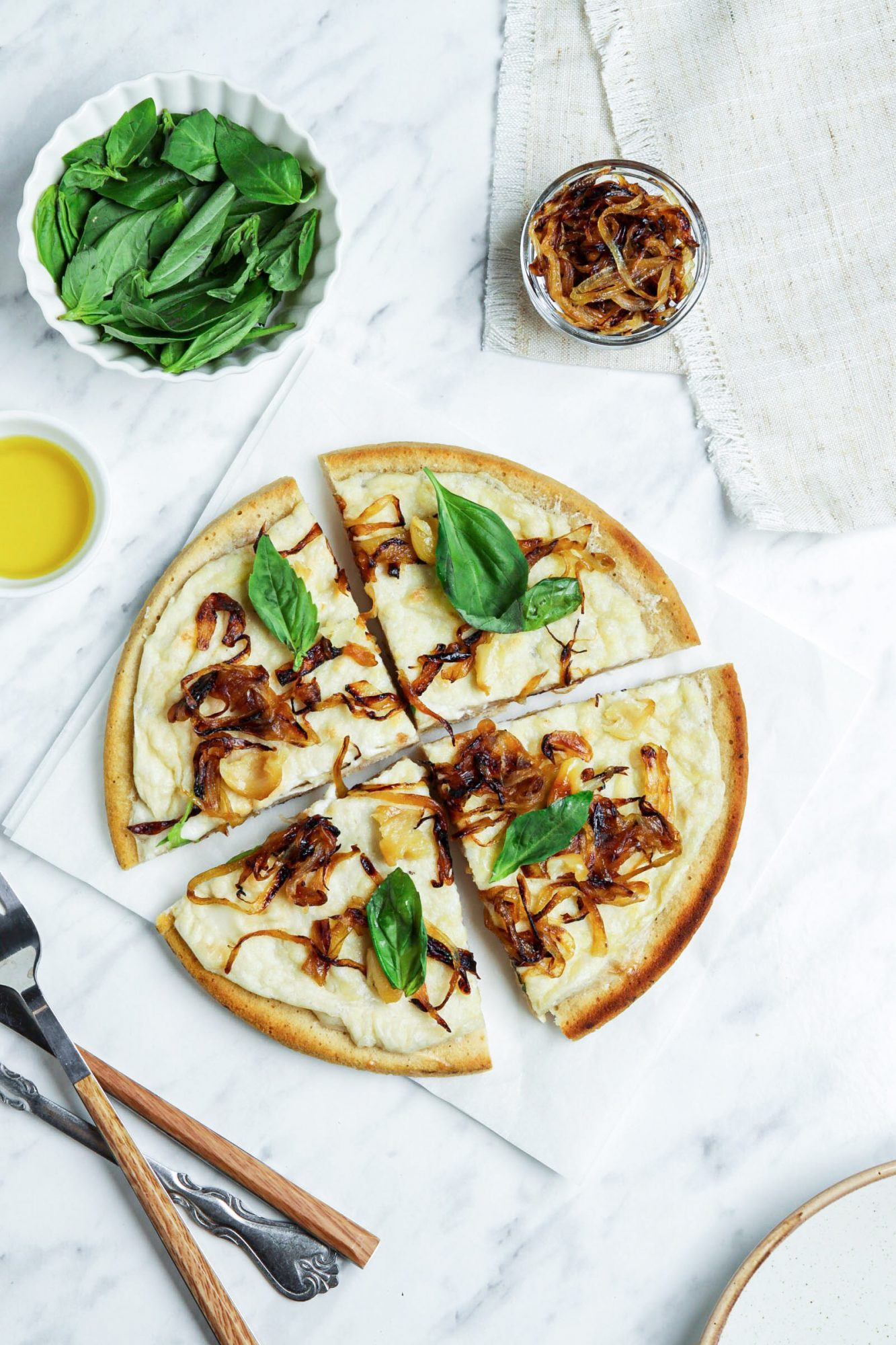 Vegan Pizza Toppings