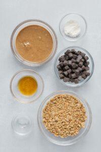 Ingredients in Granola Bark