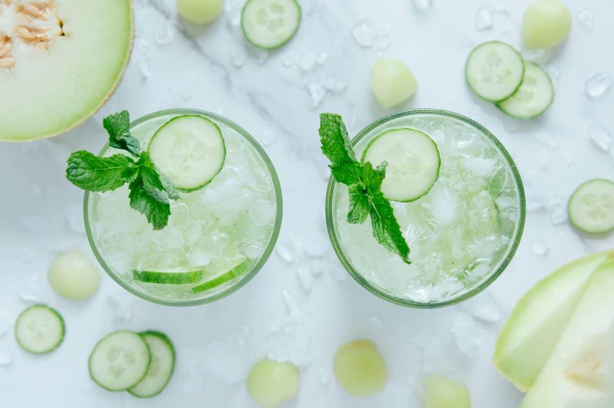 Melon Spritzer Recipe