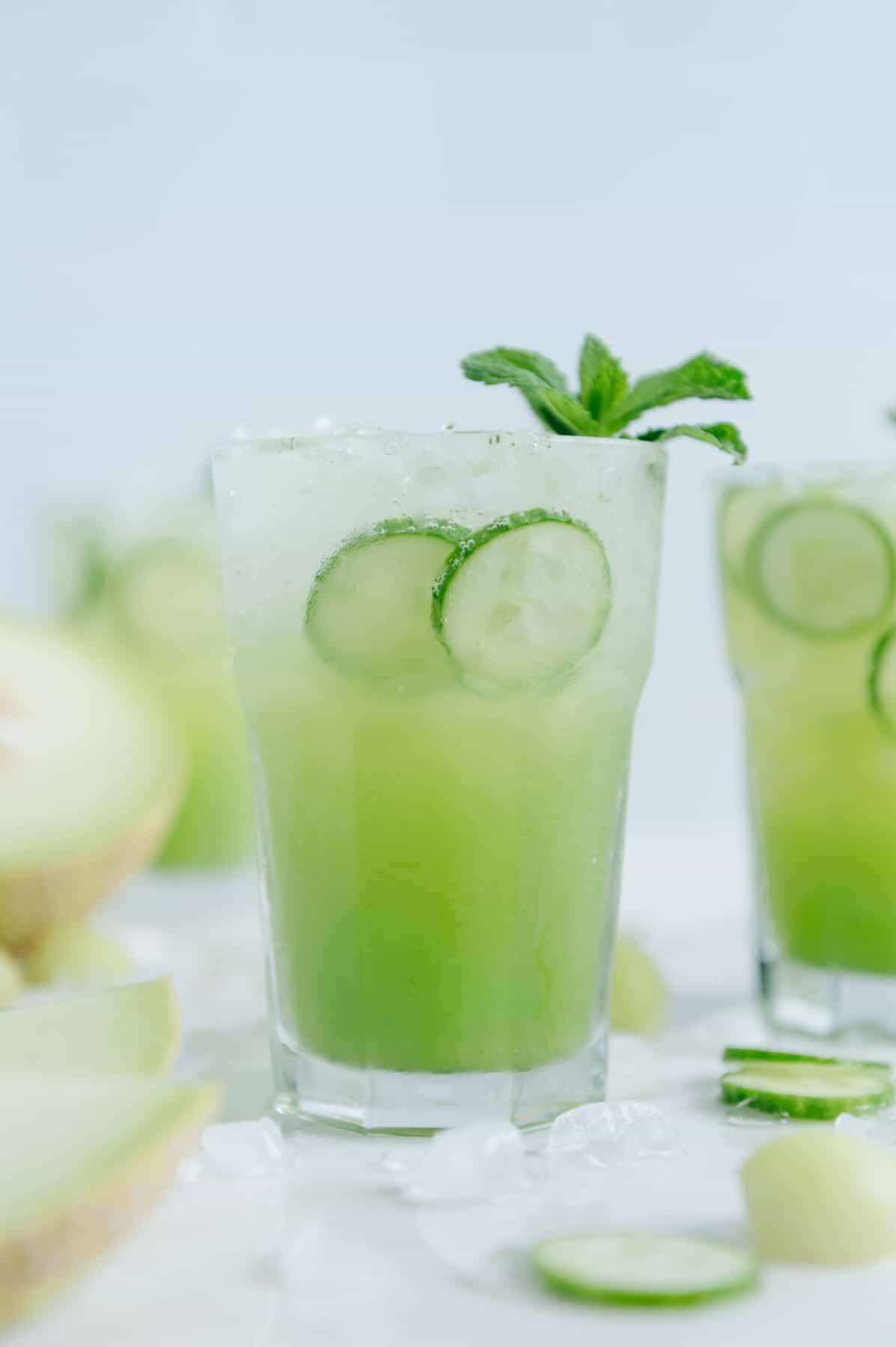 Cucumber Melon Spritzer