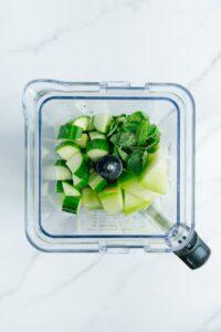 How to Make a Melon Spritzer