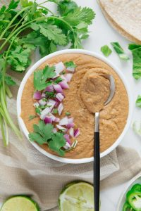 The Best Refried Beans