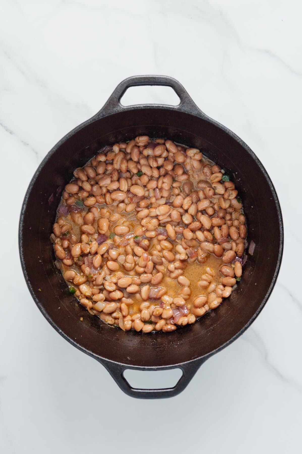 Canned Pinto Refried Beans