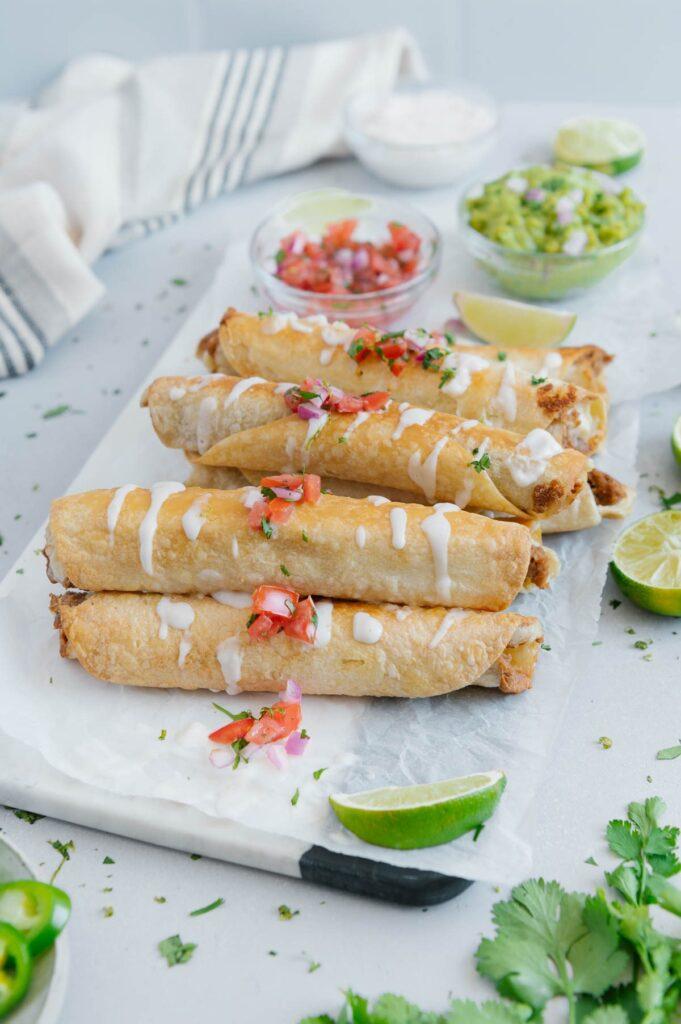 Gluten-Free Taquitos
