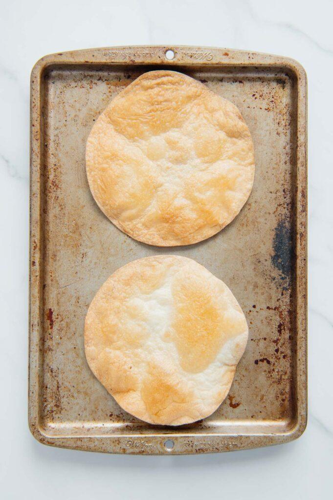 Gluten-Free Tostada Shells