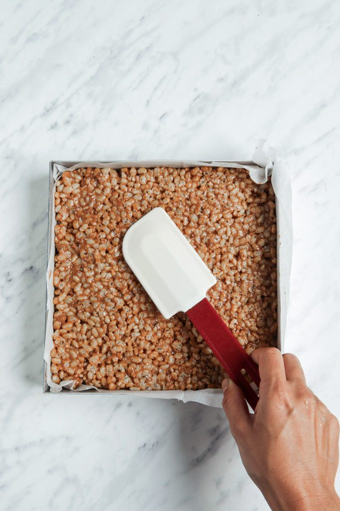 Easy Vegan Rice Crispy Treats