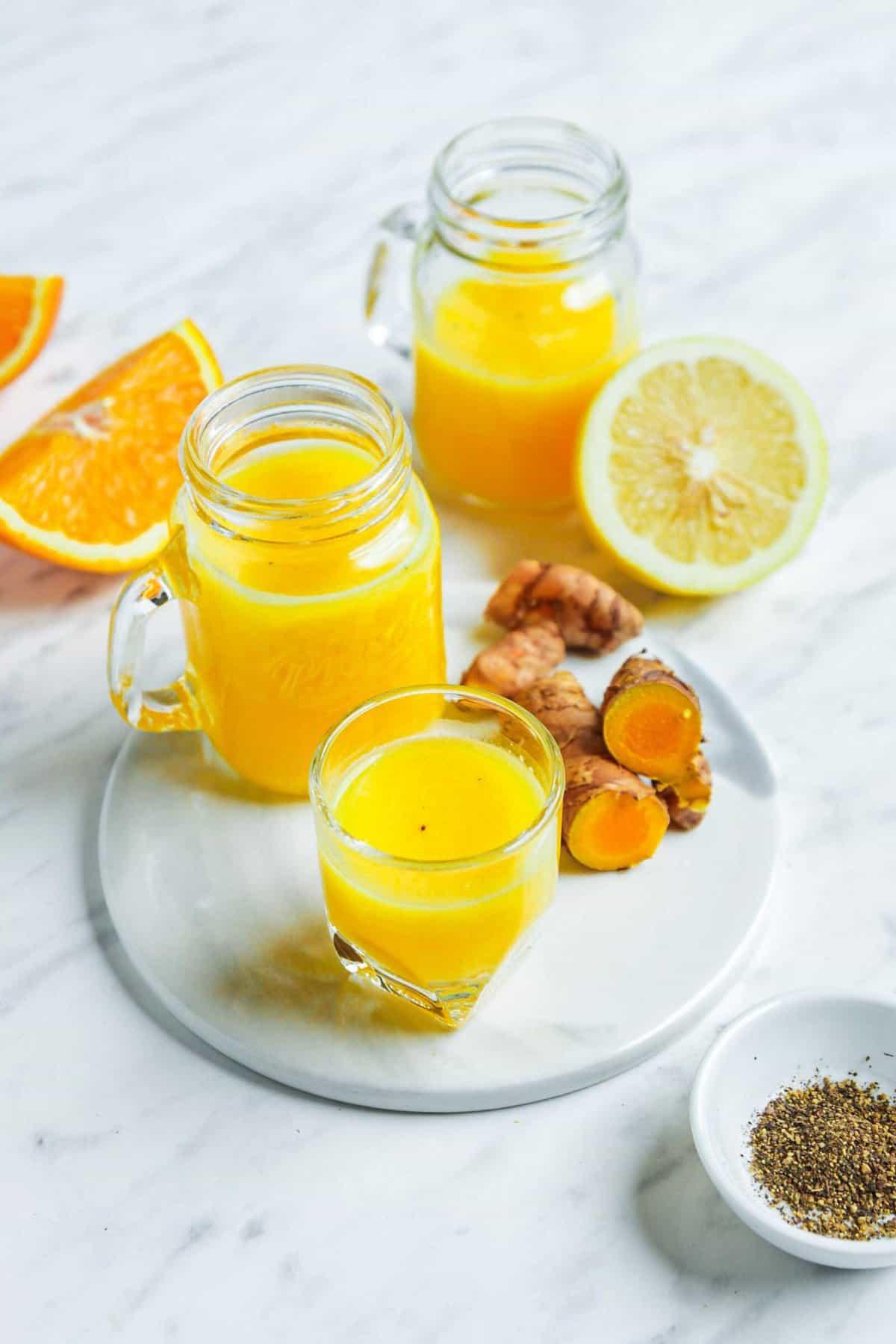 Immunity Boosting Wellness Drink