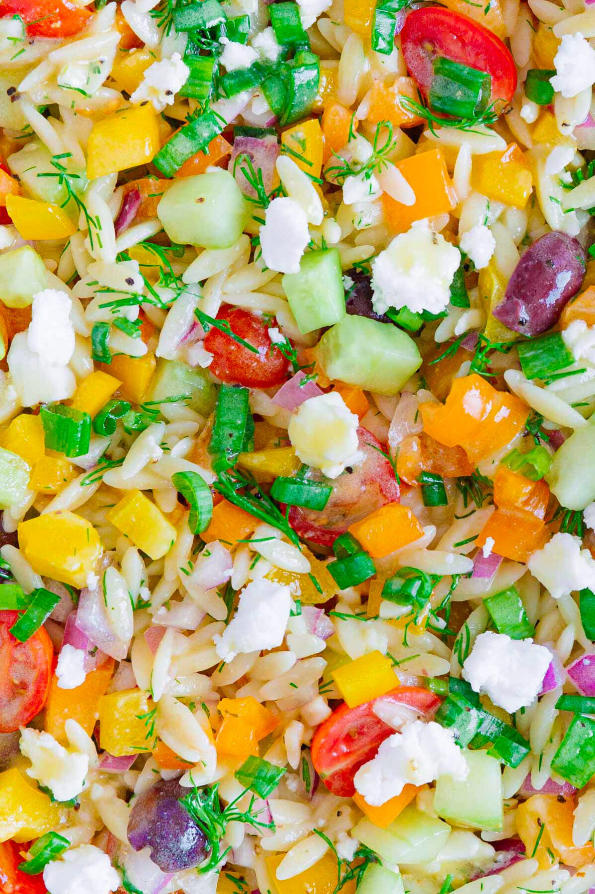 Vegetarian Greek Salad