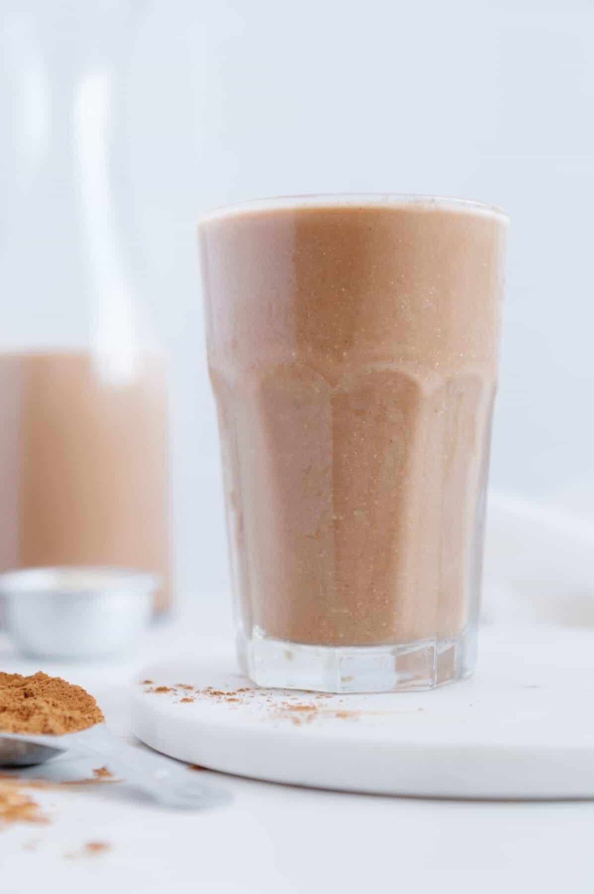 Vegan Chocolate Milk Recipe