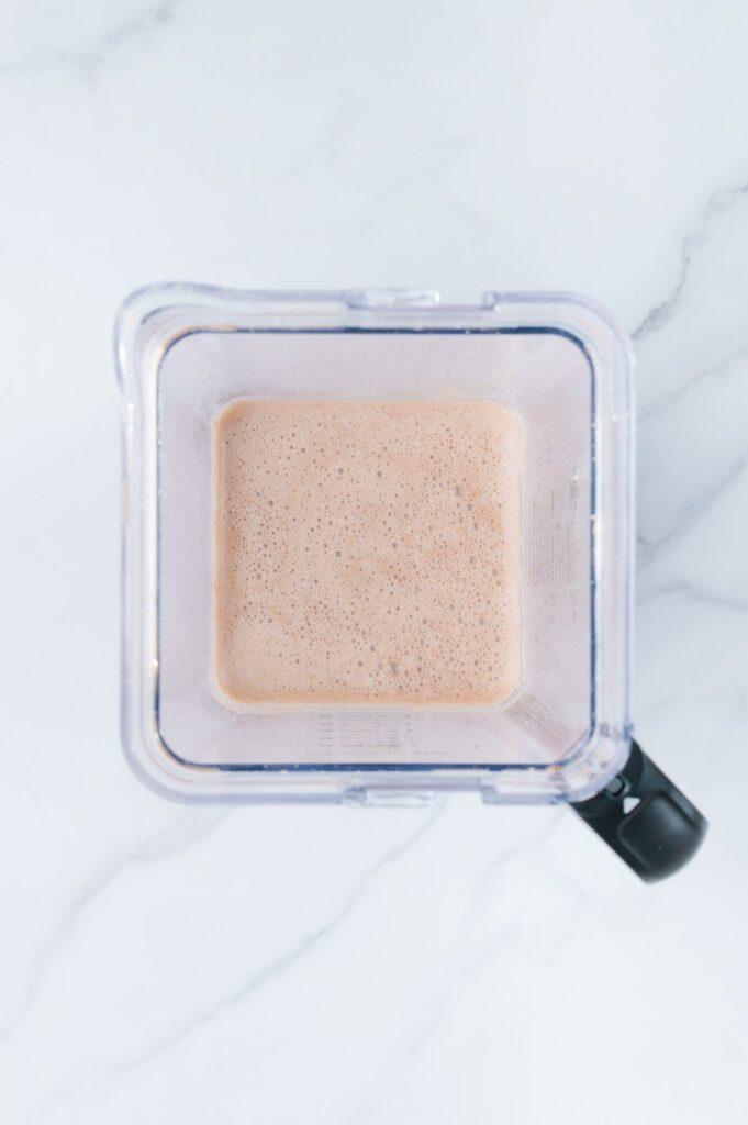 Blender Hemp Milk