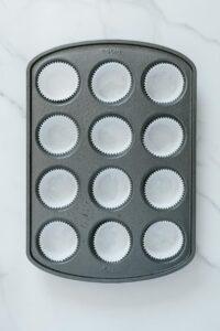 Gluten-Free Chocolate Muffins