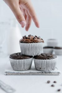 Gluten-Free Chocolate Muffin