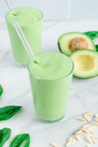 Avocado Vanilla Smoothie Recipe