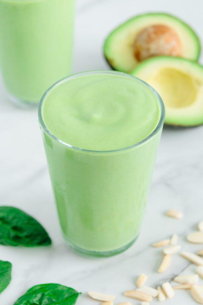 Green Vanilla Smoothie