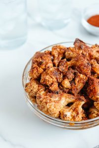 Gluten-Free BBQ Cauliflower
