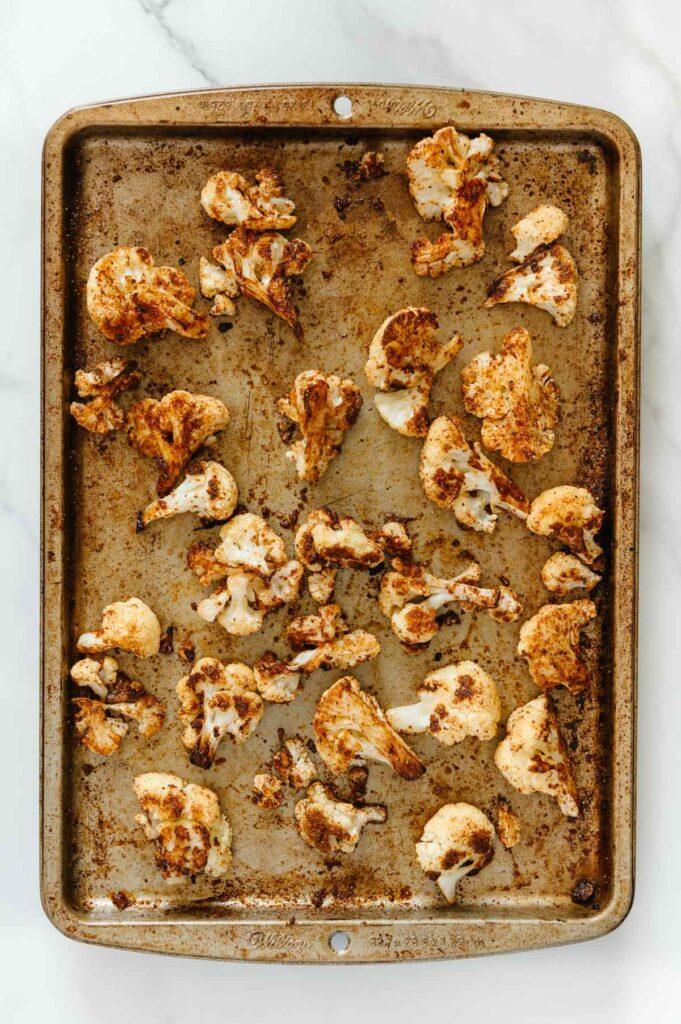 How to Roast Cauliflower