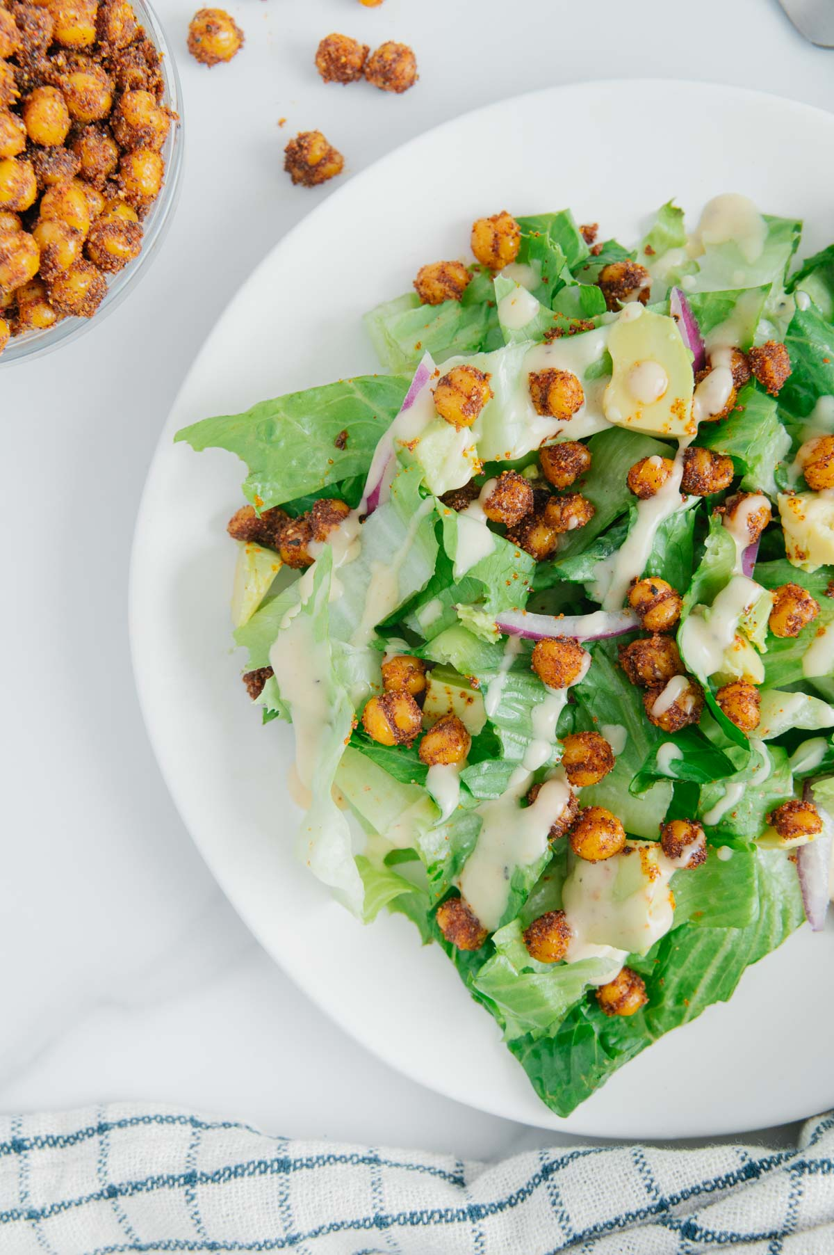 How to Use Crunchy Chickpeas