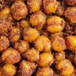 Roasted Chickpea Recipe