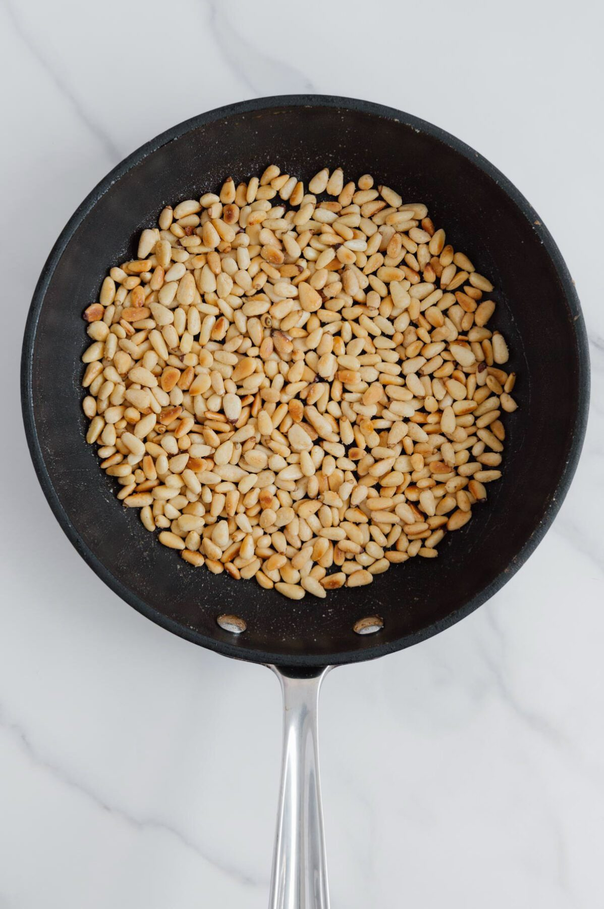 Toasted Pine Nuts