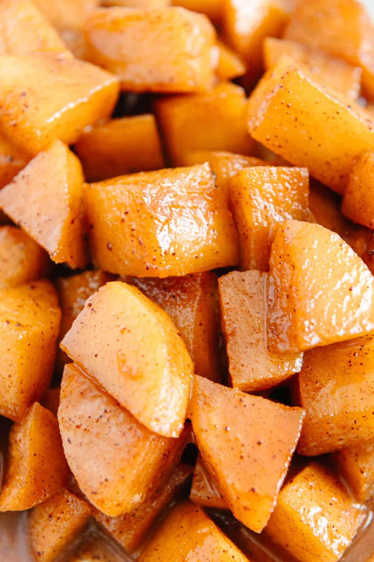 Easy Sautéed Apples
