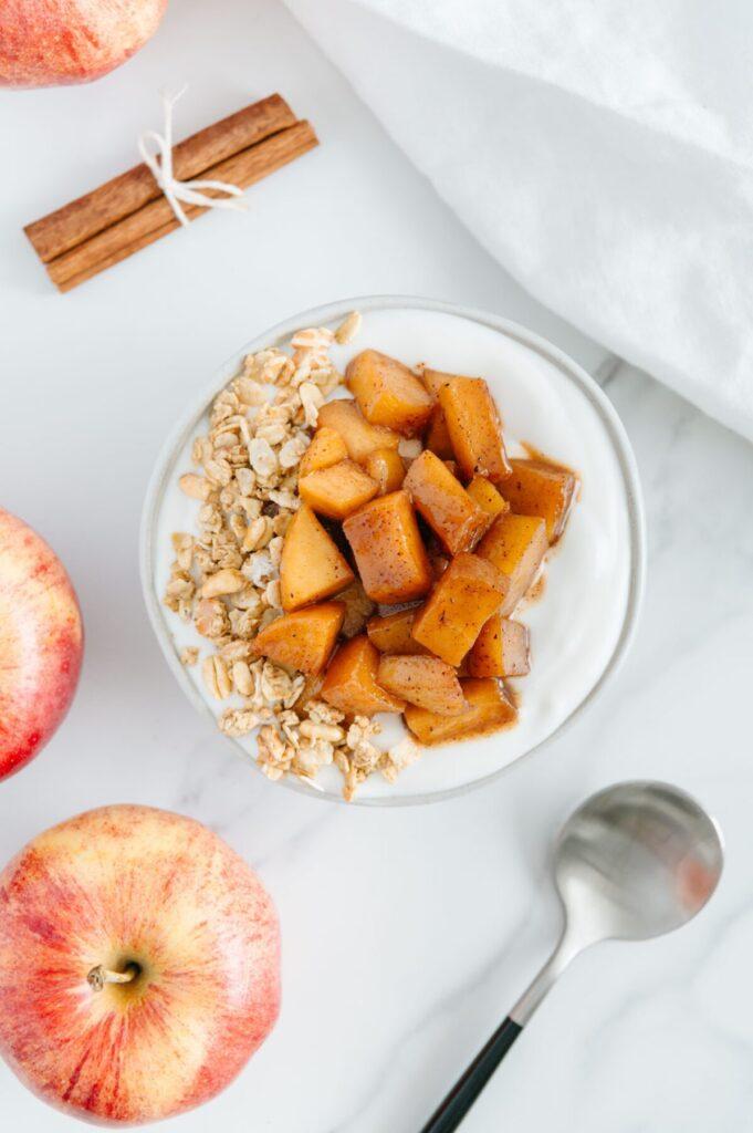 Cinnamon Apple Recipe