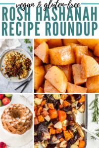 Vegan Rosh Hashanah Recipe Roundup