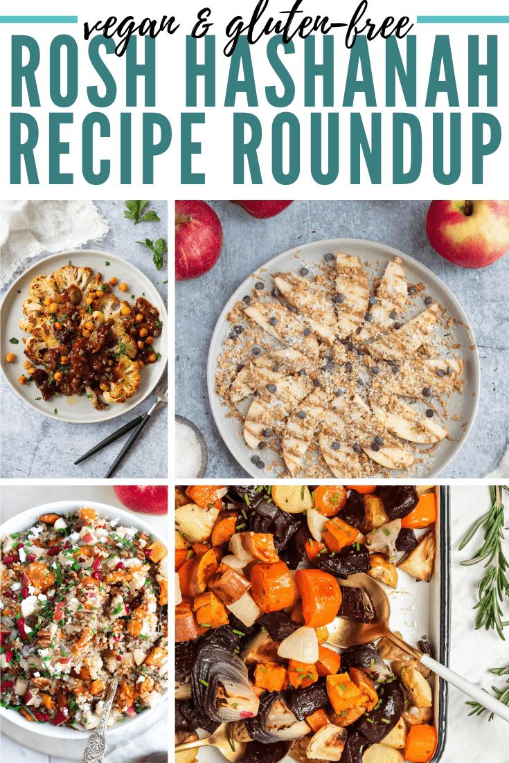 Rosh Hashanah Recipe Roundup