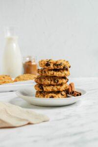 Breakfast Cookies and Dairy-Free Milk