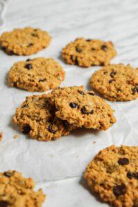 Gluten-Free Pumpkin Breakfast Cookies