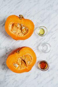 Roast Pumpkin Seeds Ingredients