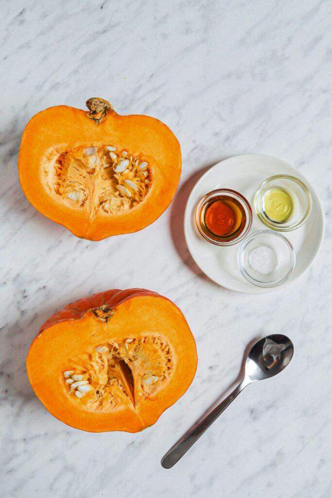Roasted Pumpkin Seeds Ingredients