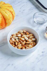 The Best Homemade Pumpkin Seeds