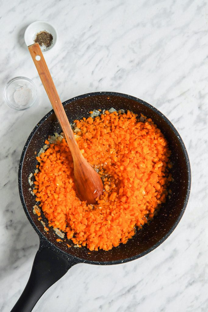 Plant-Based Risotto with Butternut Squash