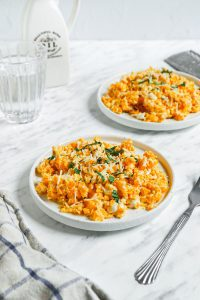 Easy Vegan Risotto with Butternut Squash