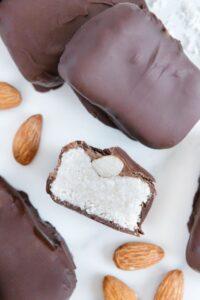 Almond Joy Without Dairy