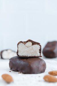 Dark Chocolate Almond Joy Bar