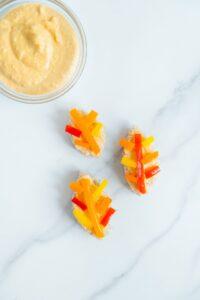 Gluten-Free Autumn Leaves Toast