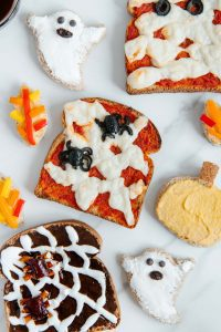 Halloween Toast Recipes