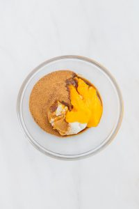 Vegan Pumpkin Cream Cheese Frosting