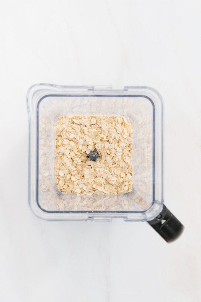 Gluten-Free Homemade Oat Flour
