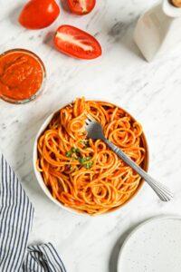 Roast Veggie Tomato Sauce