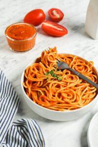 Hidden Veggie Spaghetti Sauce