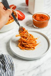 Kid-Friendly Veggie Pasta Sauce