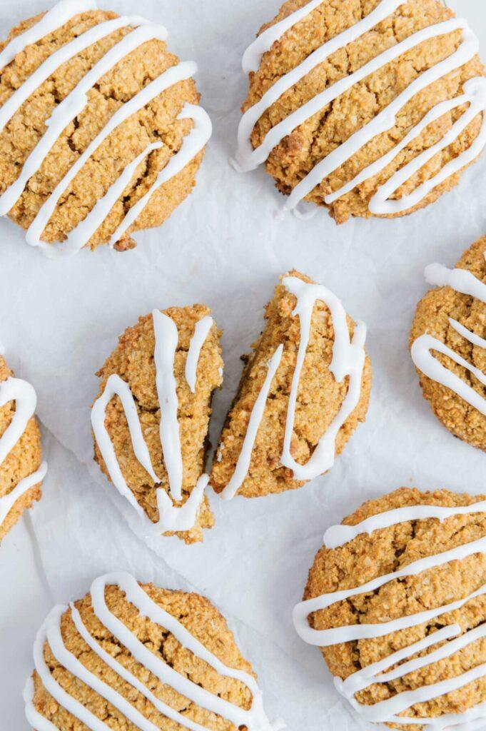 Egg-Free Pumpkin Cookies