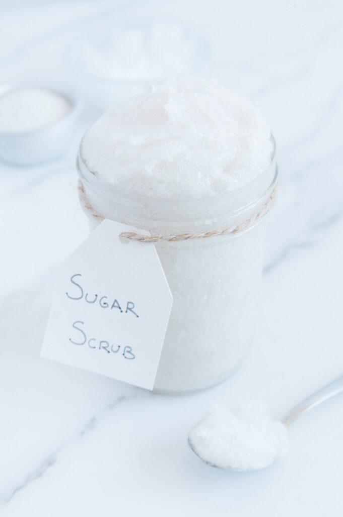 DIY Sugar Scrub Gift